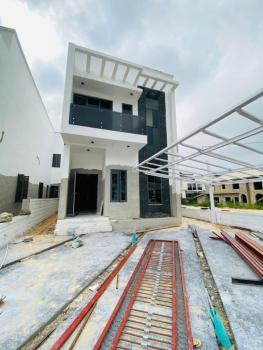 5 Bedroom Semi-detached Duplex with a Room Bq and Pool, Megamound Estate, Lekki, Lagos, Semi-detached Duplex for Sale
