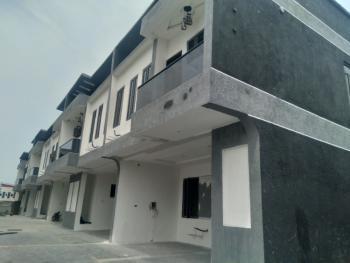 Brand New Serviced 4-bedroom Terrace House., Ilasan, Lekki, Lagos, Terraced Duplex for Sale