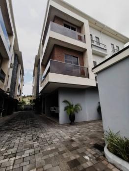 Luxury 4 Bedroom Terrace in a Serene Environment, Off Bourdillon Road, Ikoyi, Lagos, Terraced Duplex for Rent