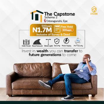 The Capstone Scheme 2, Odo Iragunshi,, Epe, Lagos, Residential Land for Sale