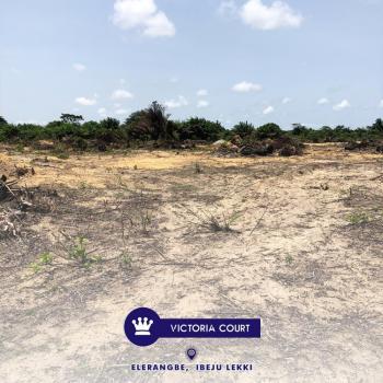 Victoria Court, Eleranigbe, Ibeju Lekki, Lagos, Residential Land for Sale