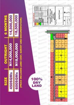 Westbury Homes, Beechwood Estate, Bogije, Ibeju Lekki, Lagos, Residential Land for Sale