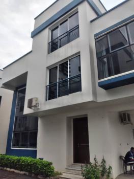 4 Bedroom Semi-detached House, Femi Okunnu Road, Old Ikoyi, Ikoyi, Lagos, Semi-detached Duplex for Rent