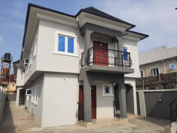Spacious Clean 3 Bedroom Flat Upstairs with a Private Staircase, Alsent Estate, Sangotedo, Ajah, Lagos, Flat for Rent
