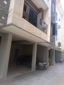 Newly Built 4 Bedrooms Terrace Duplex with Pool, Rouxton Road, Old Ikoyi, Ikoyi, Lagos, Terraced Duplex for Sale