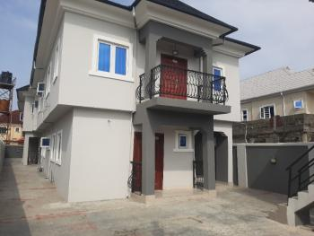 Clean Room and Parlor Self Contained Upstairs, Alsent Estate, Sangotedo, Ajah, Lagos, Mini Flat for Rent