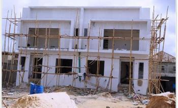Exquisite 2 Bedrooms Terraced Duplex with Bq, Very Close to Lagos Business School, Ajiwe, Ajah, Lagos, Terraced Duplex for Sale