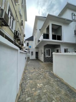Brand New 4 Bedroom Semi Detached, Muritala Eletu Way, Osapa, Lekki, Lagos, Semi-detached Duplex for Sale