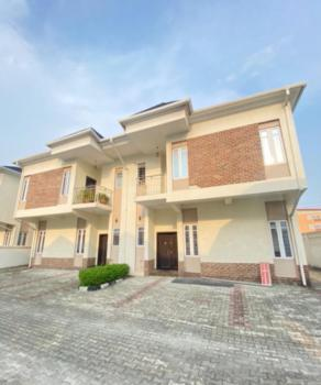 Incredible Newly Built Luxury 4 Bedroom Fully Detached Duplex with Bq, Lekki, Lagos, Detached Duplex for Sale