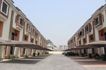 Luxury 4 Bedrooms Terraced Duplex, Alternative Route, Chevron Drive, Lekki, Lagos, Terraced Duplex for Rent