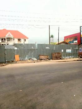 2 Plots of Land on The Major Road with a C of O, Location Junction, Nta Road, Port Harcourt, Rivers, Commercial Land for Sale