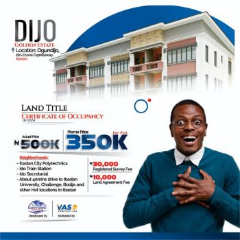 New Estate, Ogundijo, Ido, Oyo, Land for Sale