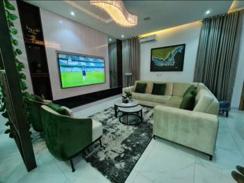 Luxury 4 Bedroom Duplex with 2 Living Rooms, Osapa London, Osapa, Lekki, Lagos, Semi-detached Duplex Short Let