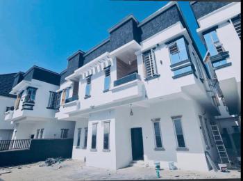 Incredible Newly Built Luxurious 4 Bedroom Fully Detached Duplex, Chevron, Lekki, Lagos, Detached Duplex for Sale