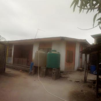 3 Bedroom Bungalow on 480sqm, Alagbole Ajuwon Road, Ojodu, Lagos, Detached Bungalow for Sale