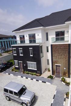 Luxury Newly Built 4 Bedroom Terrace Duplex with Bq, Victoria Island Extension, Victoria Island (vi), Lagos, Terraced Duplex for Sale