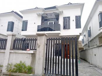 Magnificently Finished 4 Bedroom Detached Duplex with Bq, Off Kusenla Road, Ikate Elegushi, Lekki, Lagos, Semi-detached Duplex for Sale