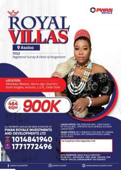 Land, Royal Villas, Obaekwu Akwusi Idumu Abu Quarter Issele Azagba, Asaba, Delta, Residential Land for Sale