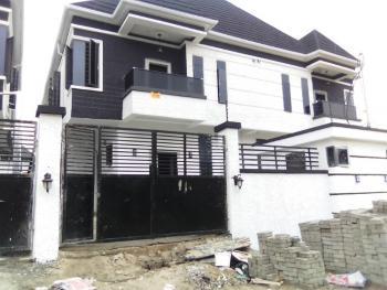 Luxury 4 Bedroom Semi Detached Duplex, Lbs, Sangotedo, Ajah, Lagos, Semi-detached Duplex for Sale