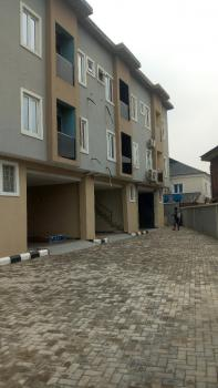Brand New 4 Bedroom Terrace with a Bq, Off Bode Thomas, Surulere, Lagos, Terraced Duplex for Rent
