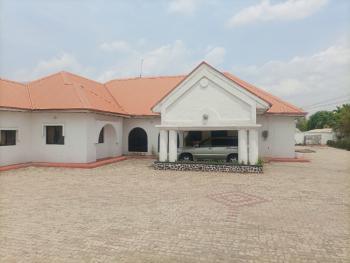 1500sqm Land Size, 4 Bedroom Fully Detached Bungalow, Kado Estate Phase 2, Kado, Abuja, Terraced Duplex for Sale