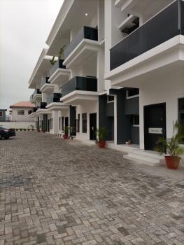 Newly Built 4 Bedroom Terrace House with Bq, Oniru, Victoria Island (vi), Lagos, Terraced Duplex for Sale