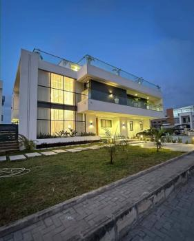 Ultra Luxury 6 Bedroom Mansion with 2 Maids Room, Shoreline Estate, Ikoyi, Lagos, Detached Duplex for Sale