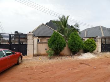 Ensuite 3 Bedrooms Bungalow, with Gate House, Pz Road, Off Sapele Road, Benin, Oredo, Edo, Detached Bungalow for Rent