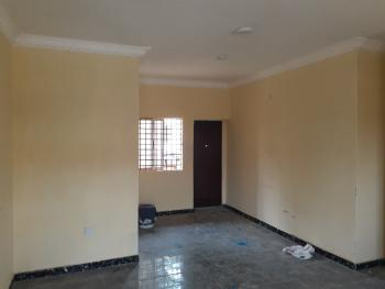 Nice 3 Bedroom Flat, in an Estate Just After Sunnyvale Estate, Dakwo, Abuja, Flat for Rent