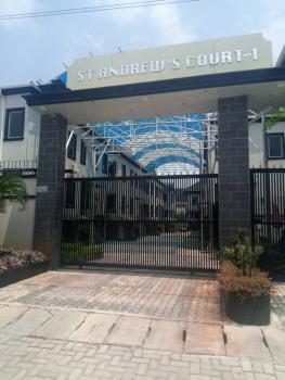 4 Bedroom Detached Duplex with Bq, Chevy View Estates, Idado, Lekki, Lagos, Detached Duplex for Rent
