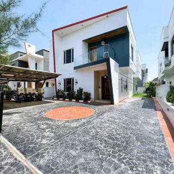 Fully Furnished 4 Bedroom Detached Duplex with Bq;, Megamound Estate, Ikota, Lekki, Lagos, Detached Duplex for Sale