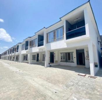 Newly Built 4 Bedroom Terrace Duplex;, Second Tollgate, Lekki, Lagos, Terraced Duplex for Sale