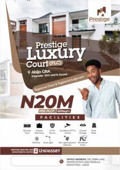 Prestige Luxury Court Selling Fast, Abijo, Lekki, Lagos, Mixed-use Land for Sale