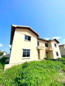 Nicely Built 4 Bedroom Semi Detached Duplex (carcass), Abijo Gra, Lekki, Lagos, Semi-detached Duplex for Sale
