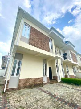 Nicely Built 4 Bedroom Terrace Duplex;, Ajah, Lagos, Terraced Duplex for Rent