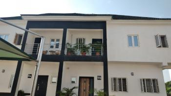 4 Bedroom Semi Detached Duplex with 2 Living Rooms, By Julius Beger Senior Staff Quarters, Life Camp, Abuja, Semi-detached Duplex for Sale
