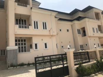 Delux 6 Bedroom Semi Detached Duplex,bq.pool, Self Compound.., Extention, Asokoro District, Abuja, Semi-detached Duplex for Sale