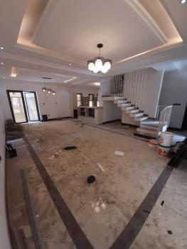 Serviced with 24hours Light Brand New 4 Bedrooms Terrace with Bq, Oniru, Victoria Island (vi), Lagos, Terraced Duplex for Rent