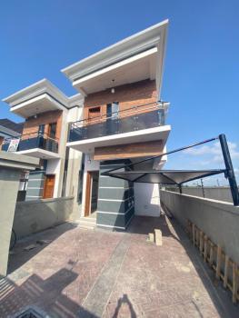 4 Bedroom Detached House with Bq, Lekki, Lagos, Semi-detached Duplex for Sale