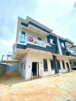 4 Bedroom Semi Detached House with Bq, Ikota, Lekki, Lagos, Semi-detached Duplex for Rent