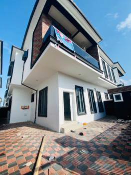 Fully Serviced Self Compound Duplex, Orchid Road By Chevron Toll Gate, Lekki, Lagos, Detached Duplex for Rent