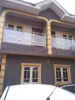 Newly Built 4 Units of 2 Bedroom Flats All Ensuite All Round Tiles, Baruwa, Ipaja, Lagos, Block of Flats for Sale