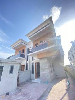 Incredibly Newly Built 4 Bedroom Semi Detached Duplex, Lekki, Lagos, Semi-detached Duplex for Sale