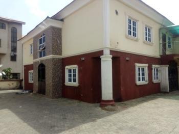 4 Bedroom Semi Detached Duplex with 2rooms Bq, Zone 4, Wuse, Abuja, Semi-detached Duplex for Rent