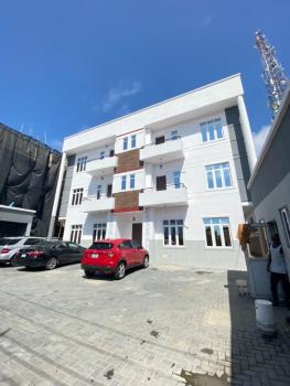 This Lovely 3 Bedroom Apartment with a Room Bq, Lekki Phase 1, Lekki, Lagos, Block of Flats for Sale