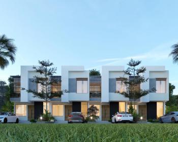 Luxury 3 Bedroom Terrace with Bq, Ajah, Lagos, Terraced Duplex for Sale