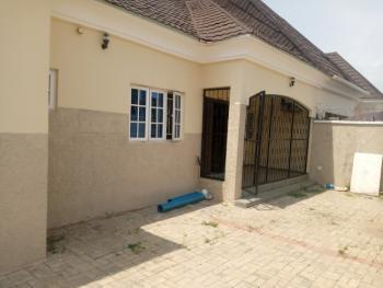 Standard Sharp 3 Bedroom Bungalow, Efab Queens, Gwarinpa, Abuja, Detached Bungalow for Rent