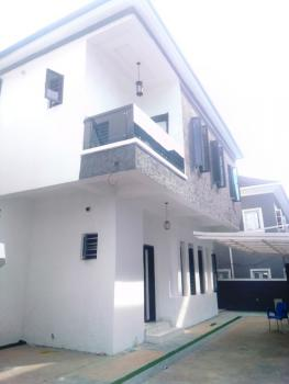 Lovely 5  Bedrooms Detached Duplex with a Room Bq, Chevy View Estate, Lekki, Lagos, Detached Duplex for Sale