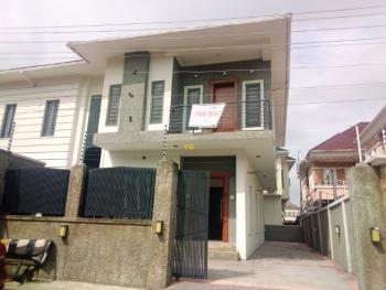 Massive 5 Bedroom Detached House with a Room Bq, Chevy View Estate, Lekki, Lagos, Detached Duplex for Sale
