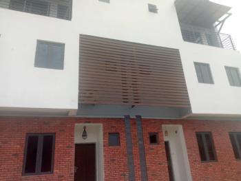 Luxury Brand New Four Bedroom Terrace with Bq, Near Turkish Hospital, Karmo, Abuja, Terraced Duplex for Sale